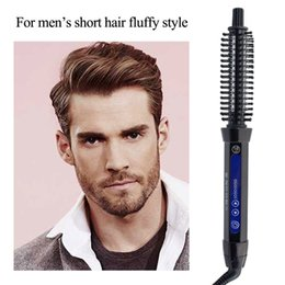 hot tools curling Australia - Hair Curling Wand Curler Iron Ceramic Anion Hair Curler Deep Hot Air Brush Heating Roller Styler Hair Care Tools