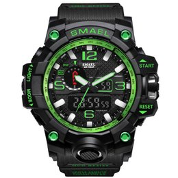$enCountryForm.capitalKeyWord Australia - SMAEL new authentic fashion sports multi-function men's waterproof electronic watch SL1545