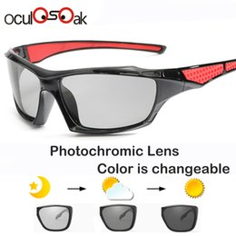 902941315ee1e 2019 Hd Photochromic Polarized Sunglasses Men Driving Day And Night Vision  Goggles Discolor Sun Glasses Eyeglasses