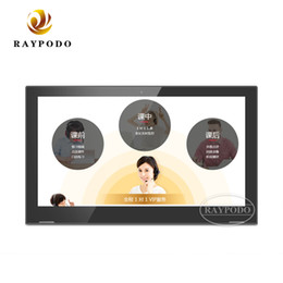 "tablets 2gb 2020 - Raypodo 7"" 10.1"" 13.3"" 15.6 inch L type Android tablet PC with capacitive touch RJ45 USB HDMI output inte"