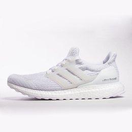 AAA+ Ultra Boost 3.0 Running Shoes Triple Black White Oreo CNY Blue grey  Men Women Ultraboost sport Sneakers Men size 36-45 efb3763c6
