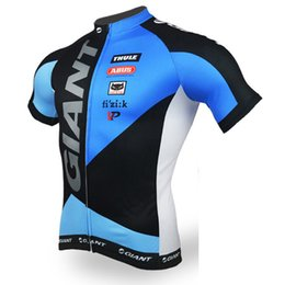 $enCountryForm.capitalKeyWord Australia - 2019 new GIANT men's cycling short sleeve jerseys riding bike shirts Summer breathable bicycle wear cycling clothing ropa ciclismo Y080706