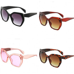 fb43bf256a1 Irregularity Plastic Sunglasses For Women Polygon Sun Glass Modern Man  Eyewear Avant Garde Ultraviolet Proof Oversized 12 5ohc D1