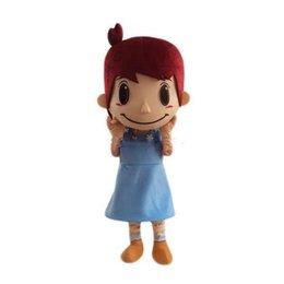 $enCountryForm.capitalKeyWord Australia - Cute Girl Mascot cartoon, factory physical photos, quality guaranteed, welcome buyers to the evaluation and cargo photos