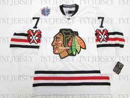 5268c9403 Cheap custom BRENT SEABROOK CHICAGO BLACKHAWKS 2015 WINTER CLASSIC HOCKEY  JERSEY stitch add any number any name Mens Hockey Jersey XS-5XL