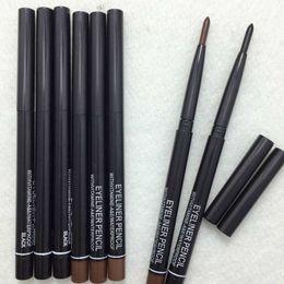 $enCountryForm.capitalKeyWord Australia - Waterproof Retractable Rotary Eyebrow Pencil Eyeliner Pen Eye Liner Pencil Women Makeup Cosmetics Tools 2 colors RRA1260