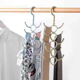 $enCountryForm.capitalKeyWord Australia - New 3D Space Saving Clothes Hanger Rotatable 10-claw multi-purpose rack cabin coat hanger Hook Shoe Rack Free shipping
