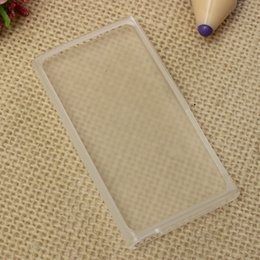 Clear White TPU Silicone Gel Rubber Soft Skin Case Cover For Na7th Gen 7 7G Cases phone case on Sale