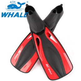 Wholesale Men women swimming training flippers unisex diving flipper Europe America big size flippers diving equipment shoes zyqs01