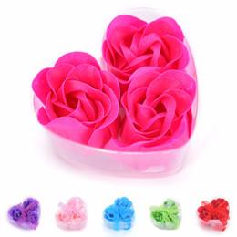 $enCountryForm.capitalKeyWord UK - Scented Bath Body Flower Soap Rose Soap Birthday Valentine's Day Gifts Romantic Wedding Favor Shower wh0158