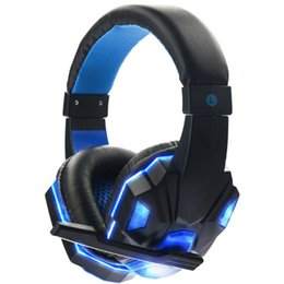 $enCountryForm.capitalKeyWord Australia - The latest wired headset surround sound noise canceling headphones support the microphone of computer game flat phone