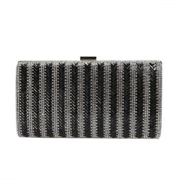 11496a12efbb Bags Nice UK - Qinranguio Evening Clutch Bags For Wedding Party Nice Pop  Chains Women Messenger