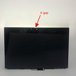 01YT242 Aplicar a Lenovo ThinkPad X1 Yoga 3 Gen 2018 14,0 '' tela FHD LCD touch entrega digitador Assembléia DHL / UPS / Fedex gratuito em Promoção