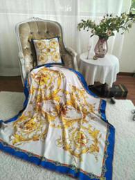 $enCountryForm.capitalKeyWord NZ - Luxury designer classic printed bedding blanket brand indoor blanket outdoor warm shawl creative Christmas family gift blanket new arrive