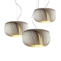 Master paper online shopping - Nordic modern simple Paper Designer pendant lights Creative foyer bedroom kids room art home decoration LED lighting droplight