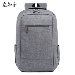 Chinese  fashion Korean Men's Computer School Bags Female Student Bag Generation Travel Backpack Bookbag manufacturers