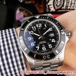 $enCountryForm.capitalKeyWord Australia - 3a U1 luxury watch 42mm SUPEROCEAN A17365C9 BD67 161A Automatic watch Stainless steel bracelet 18k gold mens watches wristwatch men watches