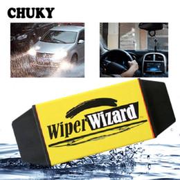 Acessórios do carro do carro Pára-brisas Reparação Wiper lâminas para Audi A3 8 P 8 V 8L Q5 Mazda 6 gh 3 CX-5 Camry CX3 2018 Mini Cooper em Promoção