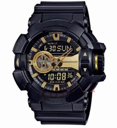luxury watches g shock Australia - New Fashion Luxury Men's Shock Watches Military G Style Calendar Chronograph Alarm Watch Digital Date Day Sport Wristwatches Bracelet Hours