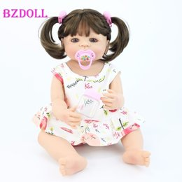 pp housing Australia - 55cm Exclusive Full Silicone Reborn Baby Doll Toy Girl Boneca Vinyl Newborn Princess Toddler Babies Bebe Alive Play House Bathe Y191211