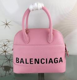 Designer de luxo mini bonito Sacos de Ombro da moda para as mulheres de alta qualidade de couro genuíno branco rosa nova chegada tamanho 25 cm venda por atacado