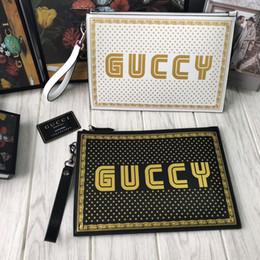 High End Clutch Bags Australia - New Italian high-end brand ladies clutch bag fashion leather business fashion party travel women's handbags free shipping