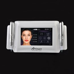 Wholesale Digital Permanent Makeup Tattoo Machine Artmex V8 Touch Screen MTS PMU Dr Pen cosmetic beauty salon