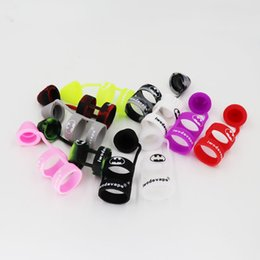 $enCountryForm.capitalKeyWord Australia - iwodevape 1PCS Third Generation Antiskid Ring Mod Ring Dust Cap Silicone Vape Band Anti Slip Mouthpiece for 510 810 RTA RDA
