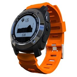G Smart Watches Australia - S928 GPS Sport Smart Watch Climb Ride RUN G-sensor Heart Rate Pressure Temperature Height Waterproof Bluetooth Wristwatch