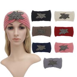 $enCountryForm.capitalKeyWord NZ - 2019 New Womens Headband Winter Warmer Ear Knitted Empty Skull Beanie Wool Hat Headband Headwrap Hair Accessories High Quality