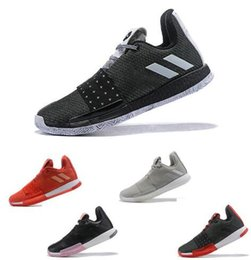 a00d0fb54cd Newst Mens Harden Vol. 3 III MVP Basketball Shoes Weaving Men Red Grey  Black James Harden 3s Trainers Trainer Sports Athletic Sneakers