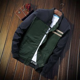 Spring Autumn Period Clothing Australia - 2019 Spring and Autumn New Men's Fashion Clothes in Period Korean Fashion Design Slim Fit College Varsity Jacket Men Brand Coat