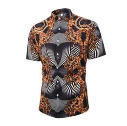 Brown Dress Shirts For Mens UK - Wholesale-Men Spring New Arrival Mens Dress Shirts Men Slim Fit Social Shirts For Man Camisa Masculina Long Sleeve Causal Shirt