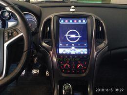 Großhandel Vertikal-Bildschirm Quad-Core Android Auto-Player für Opel Astra J mit GPS-Radio Stereo-Audio-4G