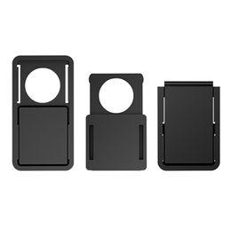 cameras for laptops 2019 - Alloet Black 3pcs lot Plastic Webcam Cover Protect Privacy For Desktop Laptop Phone Plastic Cameras Protection Tape disc