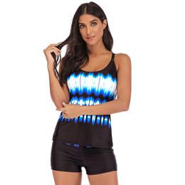 Discount women 5xl swimsuit - ISHOWTIENDA Women Plus Size Gradient Tankini Swimjupmsuit Swimsuit Beachwear Padded Swimwear Mayo Maillot De Bain Femme