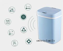 venda por atacado da Multifuncional Novice Mãe Fraldas Barril 2020 do bebê Quarto Diaper baldes Intelligent Sensor lixo Cozinha Conveniência Can