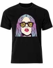 ac15357b8c1 Sassy Girl Sunglasses Pop Art Cool Frisky Quirky Funny Mens Tshirt suit hat  pink t-shirt RETRO VINTAGE Classic t-shirt