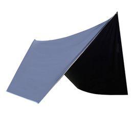 $enCountryForm.capitalKeyWord Australia - Ultralight Hammock Rain Fly Tent Outdoor Camping Canopy Waterproof Anti-Uv Sun Protection Beach Tent Hammock Sun Shelter Awning