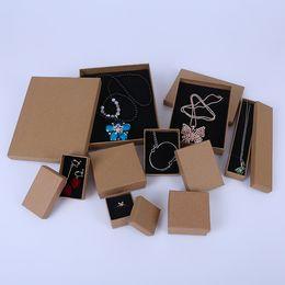 Kraft Jewelry Boxes Wholesale Australia New Featured Kraft Jewelry
