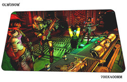 HigH end mouse online shopping - borderlands mousepad x400x3mm gaming mouse pad big gamer mat hot sales computer desk padmouse keyboard High end play mats