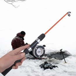 Pen Combo Australia - Winter Fishing Rods Ice Fishing Rods Reels To Choose Rod Combo Pen Pole Lures Tackle Spinning Casting Hard Rod