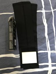 Vente en gros 2 PCS Arm Manches de glace Tissu Protection solaire UV refroidissement chaud Bras manches Soleil d'été cool Outdoor Cuff Cover Arm manches unisexe