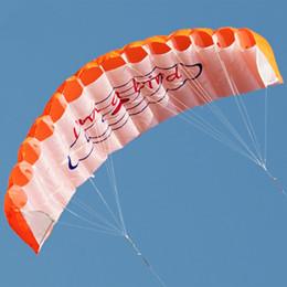 $enCountryForm.capitalKeyWord Australia - 140cm Dual Line Parafoil Software Paragliding Beach Stunt Kitesurf Outdoor Good Flying Kite's Festival Order 5 Pcs Mix Wholesale