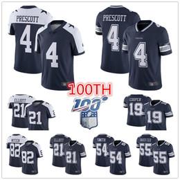 Witten jersey online shopping - Men s Dak Prescot jersey Cowboy Amari Cooper Jaylon Smith Ezekiel Elliott Randall Cobb Vander Esch Jason Witten football jerseys