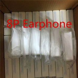 ear packs Australia - 7-generation 8 8p with New Paper packing A+ Quality headset in ear earphone With mic Remote for S8 for Iphone 7 8 X Bluetooth headphone