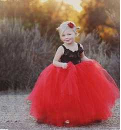 party kids special occasion dresses NZ - Lovely Girl Flower Girl Dresses Kids Pincess Pageant Prom Party Wedding Special Occasion Children Dress GHST63