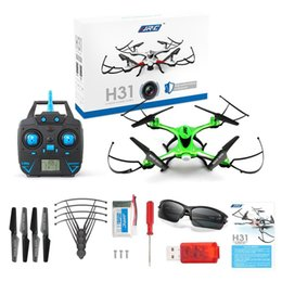 quadcopter drone kit NZ - JJRC H31 Waterproof Drone With Headless Mode 2.4G 4CH 6-Axis Gyro One Key Return 3D Rolling RC Quadcopter Drone RTF
