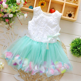 c6e048701db5 New Baby Girls Dress Brand Summer Beach Style Floral Print Party Backless  Dresses For Girls Vintage Toddler Girl Clothing