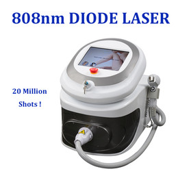 New iNNovatioN online shopping - 2019 New Innovation nm Diode Laser Device Permanent Hair Removal Machine Salon Use W Portable Laser Diode Depilation Equipment